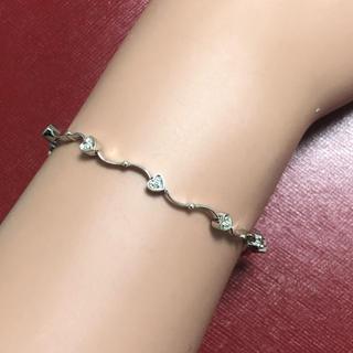 ポンテヴェキオ(PonteVecchio)のポンテヴェキオ pontevecchio ダイヤモンド ブレスレット k18wg(ブレスレット/バングル)