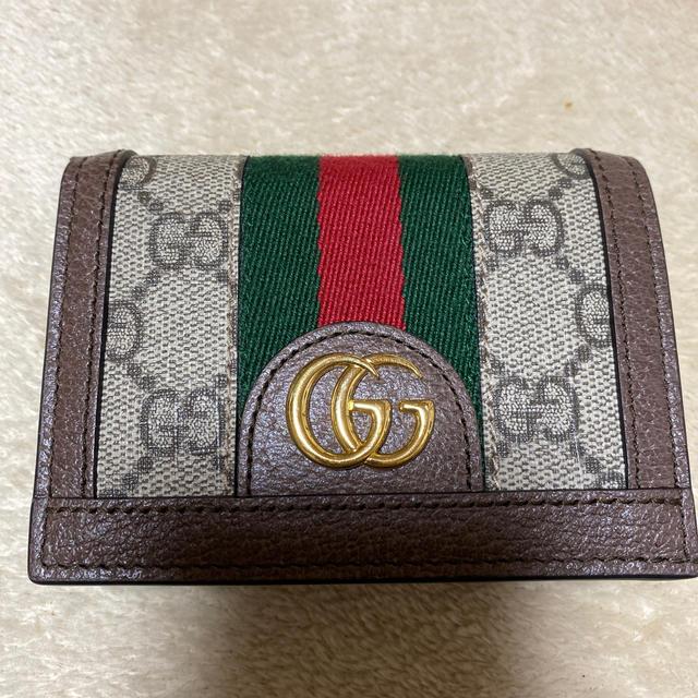 スーパーコピー グッチ ベルトパチモン / Gucci - GUCCI 折財布の通販 by kkkプロフィール見てください🙏