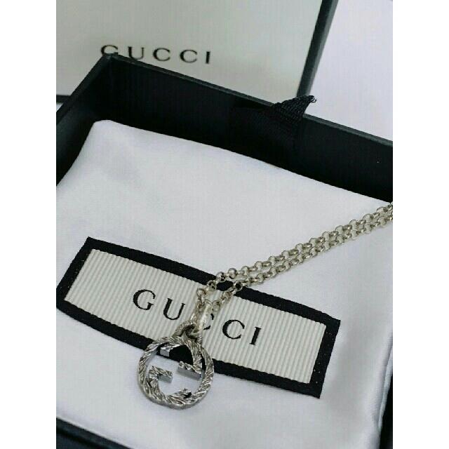 パネライ スーパー コピー 正規品質保証 、 Gucci - GUCCI シルバー ネックレス 唐草の通販 by yu