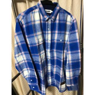 エクストララージ(XLARGE)のチェックシャツ(シャツ)