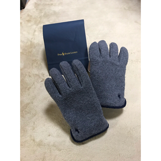 ポロラルフローレン(POLO RALPH LAUREN)のポロラルフローレン メンズ デザイングローブ・手袋(手袋)