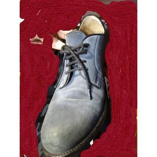 アルフレッドバニスター(alfredoBANNISTER)のalfredoBANNISTERバニスタ靴 紳士系の靴お洒落魔女系靴(スリッポン/モカシン)