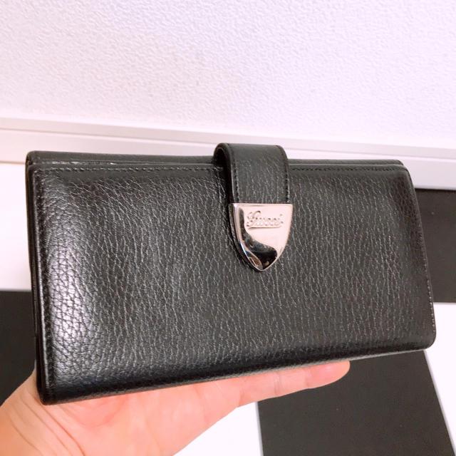 スーパーコピー 財布 グッチアウトレット - Gucci - 《美品》GUCCI(グッチ)長財布の通販 by スカーレット's shop