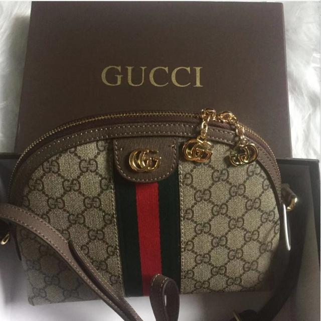グッチ バッグ 偽物 ugg / Gucci - GUCCI ショルダーバッグの通販 by カハア's shop