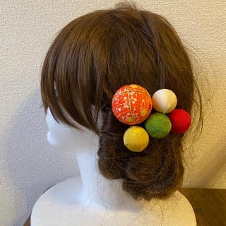 玉かんざしの髪飾り【27】(和装小物)
