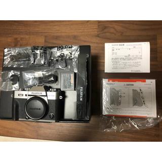 フジフイルム(富士フイルム)のtuananh 様専用 Fujifilm X-T30 シルバー 極美品 保証有(ミラーレス一眼)