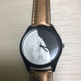 カルバンクライン(Calvin Klein)のノベルティ腕時計(腕時計)