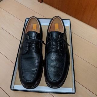 アシックス(asics)のペダラ 26.5cm 3E 革靴 pedala asics(ドレス/ビジネス)