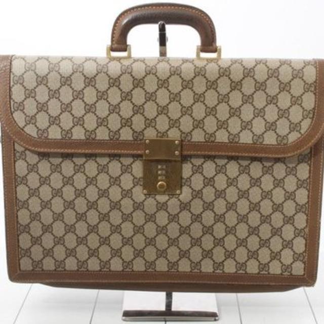 グッチベルトコピー見分け / Gucci - グッチ オールドグッチ ヴィンテージ ビジネス ハンドバッグの通販 by ジョイン