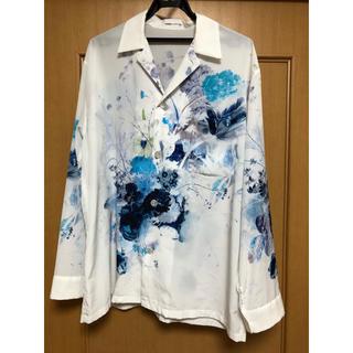 ラッドミュージシャン(LAD MUSICIAN)のLAD MUSICIAN 花柄パジャマシャツ 19ss(Tシャツ/カットソー(半袖/袖なし))