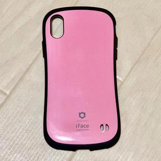 iFace iPhonex iPhonexs ピンク(iPhoneケース)