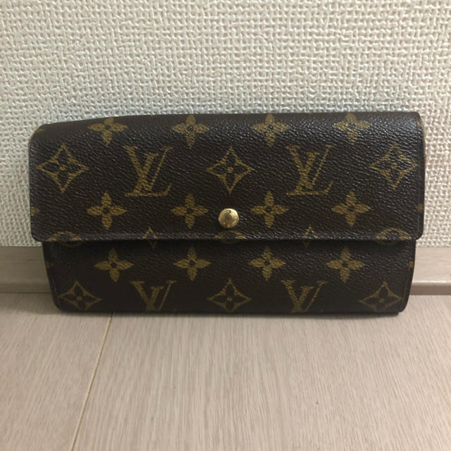 LOUIS VUITTON - 《確実正規品》LOUIS VUITTON ヴィトン モノグラム 長財布の通販 by お値段一律セール中!