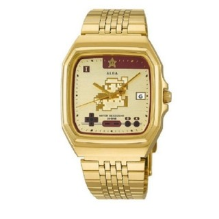アルバ(ALBA)のSEIKO ALBAセイコー アルバ   スーパーマリオブラザーズ ウォッチ(腕時計(アナログ))