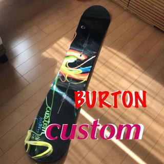 バートン(BURTON)の早い者勝ち⭐︎スノーボード バートン カスタム 162(ボード)