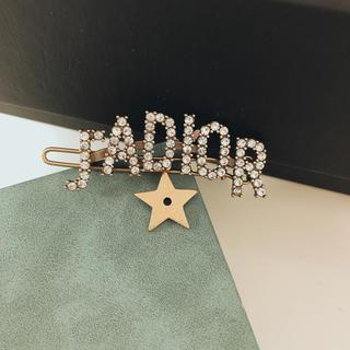 ディオール(Dior)のビンテージヘアピン(ヘアピン)