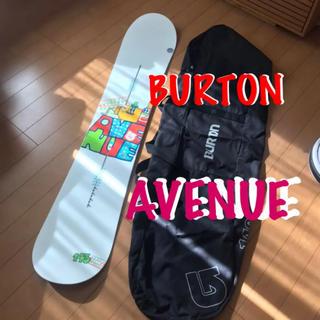 バートン(BURTON)の大人気⭐︎スノーボード バートン AVENUE 143(ボード)