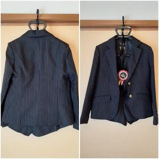 レピピアルマリオ(repipi armario)のrepipi armario レピピアルマリオ 卒服 ショートパンツスーツ S(ドレス/フォーマル)