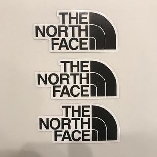 ザノースフェイス(THE NORTH FACE)のステッカー⭐︎3枚(ステッカー)
