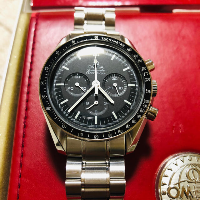 ブランド スーパーコピー 時計レディース / OMEGA - オメガ スピードマスタープロフェッショナル 3570.50 OH済み 1年保証の通販 by y's shop