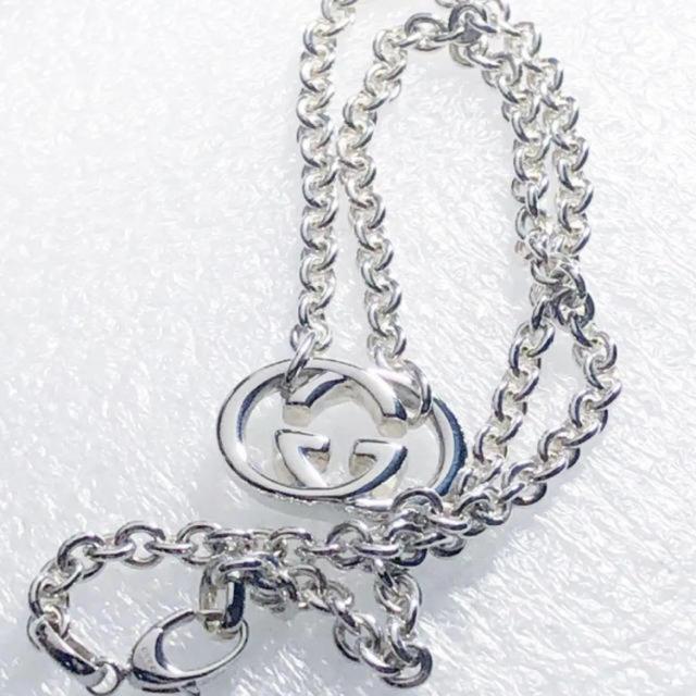 グッチ ベルト 時計 レプリカ - Gucci - GUCCI ネックレスの通販 by ティファ's shop