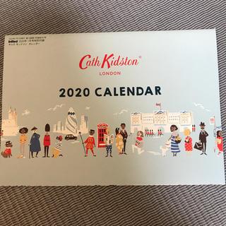 キャスキッドソン(Cath Kidston)のインレッド  付録 カレンダー  キャスキッドソン(カレンダー/スケジュール)