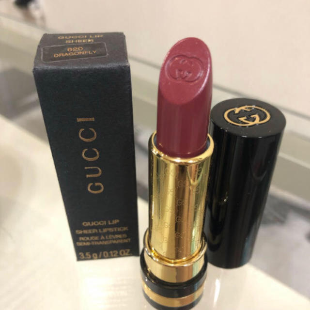 iphone5 ケース グッチ コピー | Gucci - GUCCI💄口紅✨620の通販 by ami's shop