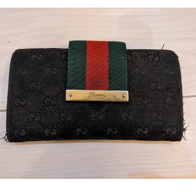 グッチベルトレディース - Gucci - GUCCI 長財布 財布の通販 by non's shop