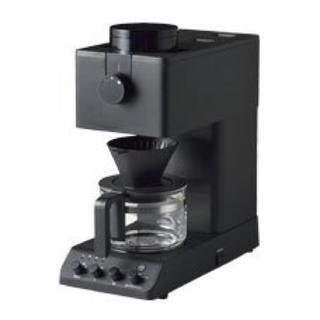 ツインバード(TWINBIRD)の全自動コーヒーメーカー CM-D457B(コーヒーメーカー)