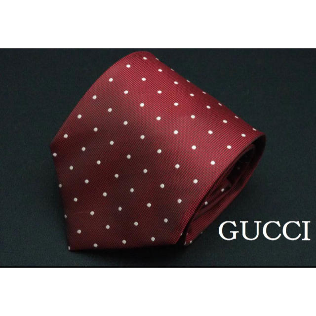 Gucci - 【期間限定 美品】 グッチ GUCCI ネクタイ スタイリッシュ 高級シルクの通販 by ⭐ヒカル⭐'s shop
