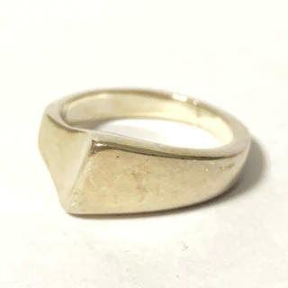 1827 シルバーリング シンプルデザイン 8号(リング(指輪))