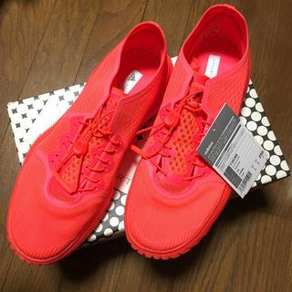 アディダスバイステラマッカートニー(adidas by Stella McCartney)の新品!アディダス×ステラマッカートニー ピュアブースト TRAINER 25.0(スニーカー)