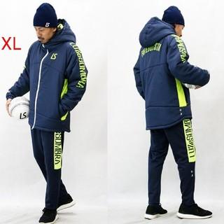 ルース(LUZ)のルースイソンブラ  中綿 ハーフコート XL 新品未使用(ウェア)