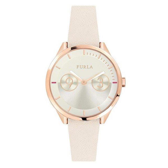オメガ偽物保証書 | フルラ レディース 時計 メトロポリス R4251102542 の通販 by いちごみるく。's shop