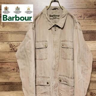 バーブァー(Barbour)の《レアアイテム》バブアー ライトウェイトカバーオール 刺繍ロゴ(カバーオール)