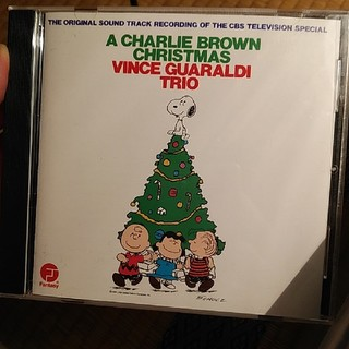 A CHARLIE BROWN CHRISTMAS(テレビドラマサントラ)