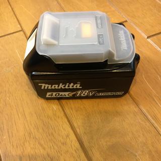 マキタ(Makita)のマキタ  純正 BL1840B 新品バッテリー(バッテリー/充電器)