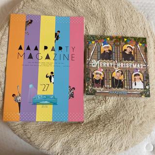 トリプルエー(AAA)のAAA マガジン カード(ミュージシャン)
