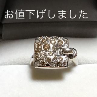 カシケイブラウンダイヤモンドリング(リング(指輪))
