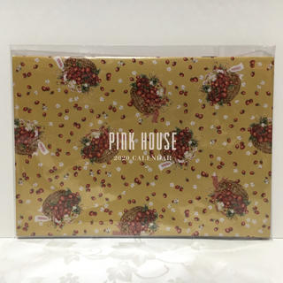 ピンクハウス(PINK HOUSE)のピンクハウス 2020年 カレンダー(カレンダー/スケジュール)