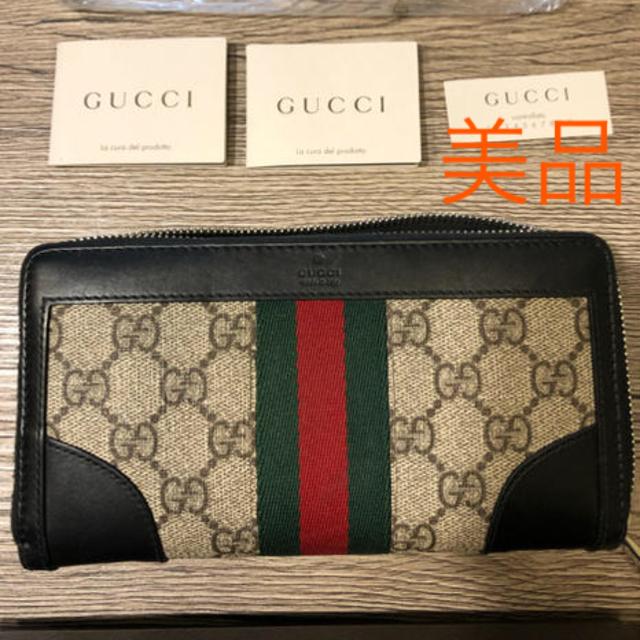 コピー ブランド 財布 グッチ 、 Gucci - Gucci 長財布 美品の通販 by taka's shop