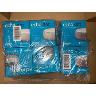 エコー(ECHO)のEcho Dot (エコードット)第3世代 - 6代セット(スピーカー)
