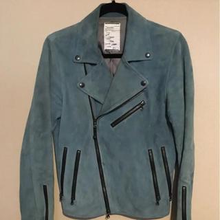 シャリーフ(SHAREEF)のSHAREEF riders jacket(ライダースジャケット)