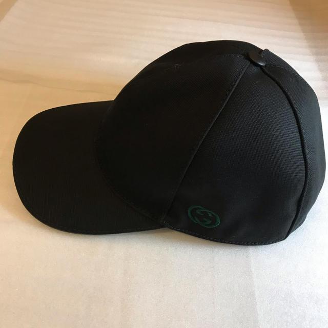Gucci - 【新品未使用】 GUCCI グッチ 帽子 キャップ 刺繍入り XLの通販 by にゃんこ