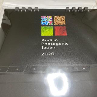 アウディ(AUDI)のAudi 2020年 卓上カレンダー(カレンダー/スケジュール)