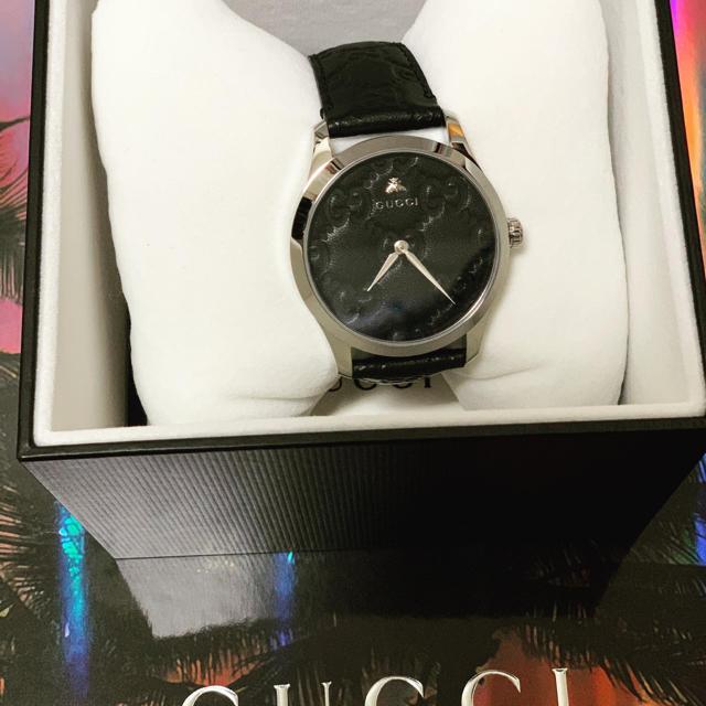 グッチ 財布 激安 代引き waon / Gucci - グッチ 時計の通販 by みょみょみょ
