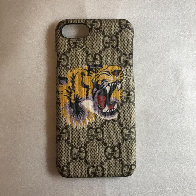 スーパーコピー グッチ マフラー メンズ | Gucci - 【新品未使用】GUCCI グッチ iPhone 6 6s 7 8 ケース の通販 by にゃんこ