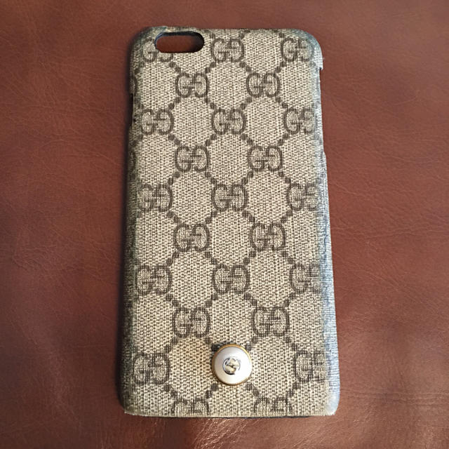 Gucci - GUCCI iPhoneケース 6s Plusの通販 by mon