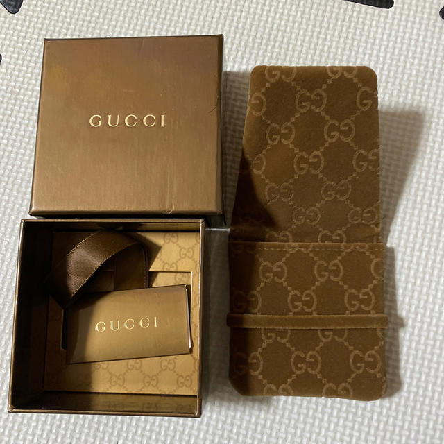 gucciネックレス 意味 - Gucci - GUCCI 空箱 ミニ袋の通販 by いわさん's shop