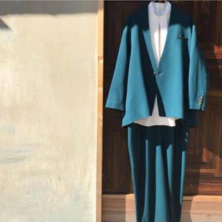 ヨウジヤマモト(Yohji Yamamoto)のka na ta 10years jacket setup(ノーカラージャケット)