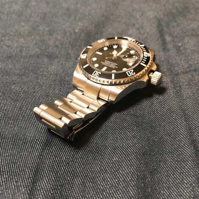 カルティエ 時計 コピー 見分け方 996 、 くるみ様専用/自動巻デイトウォッチ/美品の通販 by キャバリ−ノ's shop